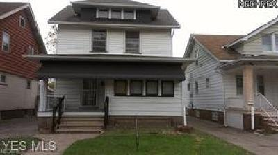 Cleveland Single Family Home For Sale: 3593 West 127th St