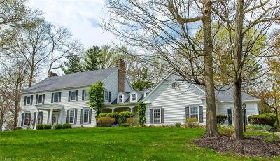 Hudson Single Family Home For Sale: 7340 McShu Ln