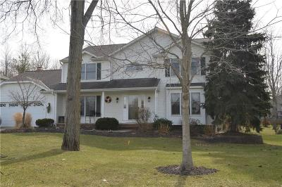 Solon Single Family Home For Sale: 33140 Seneca Dr