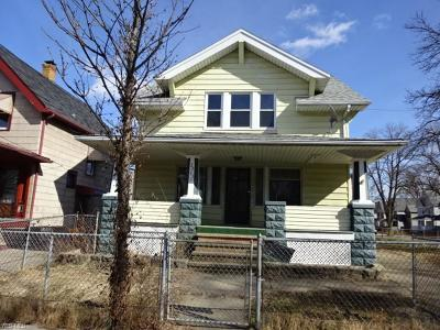 Cleveland Single Family Home For Sale: 3255 West 82nd St