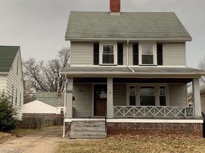 Cleveland Single Family Home For Sale: 3262 West 129th St