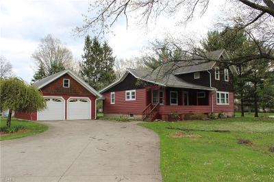 Avon Lake Single Family Home For Sale: 355 Jaycox Rd