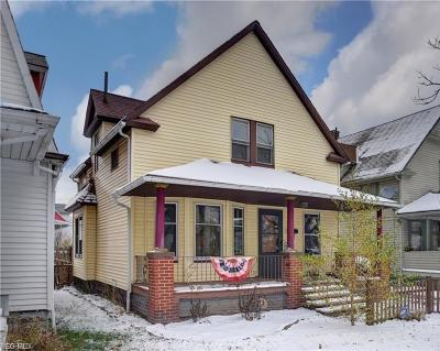 Cleveland Single Family Home For Sale: 6028 Fir Ave