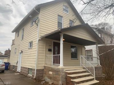 Cleveland Single Family Home For Sale: 3704 West 139th St