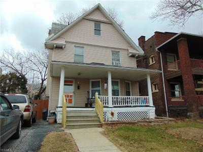 Cleveland Single Family Home For Sale: 13412 Lambert St