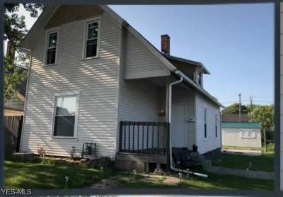 Conneaut Single Family Home For Sale: 284 Jefferson Street
