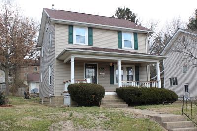 Zanesville Single Family Home For Sale: 643 Lenox Avenue