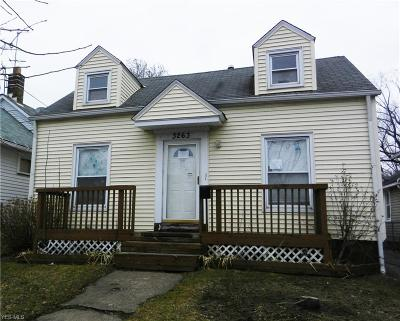 Cleveland Single Family Home For Sale: 3263 West 56th St
