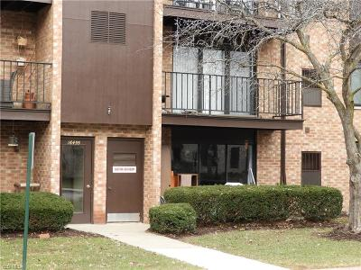 Cleveland Condo/Townhouse For Sale: 16455 Heather Ln #F104