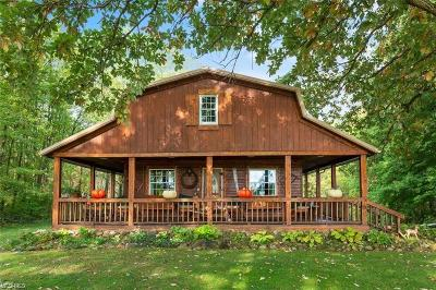 Ashland County Single Family Home For Sale: 92 Township Road 391