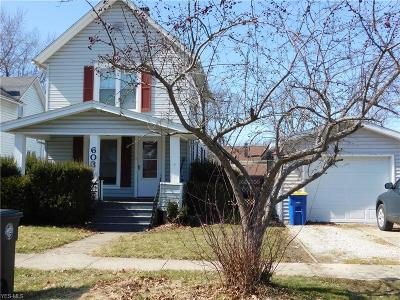Single Family Home Sold: 603 Thayer Avenue