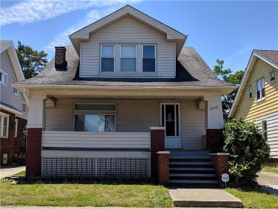 Garfield Heights Multi Family Home For Auction: 10202 Richland Ave