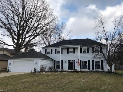 Strongsville OH Single Family Home Sold: $279,900