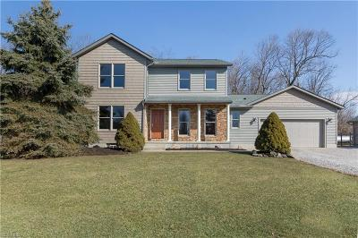 Ashland County Single Family Home Contingent: 74 County Road 281