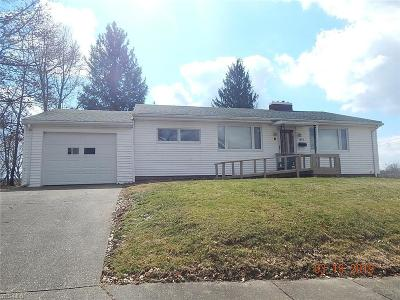 Guernsey County Single Family Home Active Under Contract: 1800 Creston Road