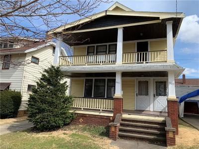 Cleveland Multi Family Home For Sale: 4441 West 48th St