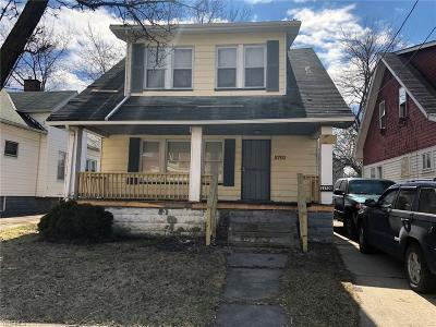 Cleveland Single Family Home For Sale: 11700 Angelus Ave