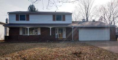 Elyria Single Family Home For Sale: 112 Briar Lake Ct