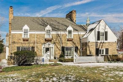 Shaker Heights Single Family Home Contingent: 23825 Stanford Rd