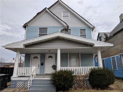 Cleveland Multi Family Home For Sale: 3155 West 95th St