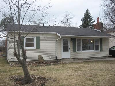 Lorain County Single Family Home For Sale: 232 Parkland Blvd
