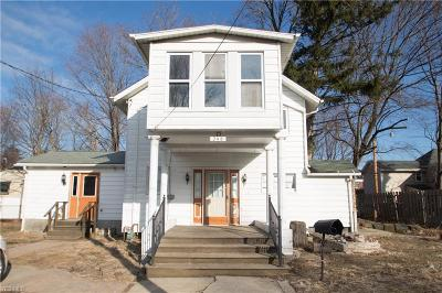 Painesville OH Single Family Home For Sale: $43,900