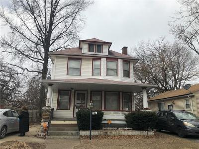Cleveland Single Family Home For Sale: 454 East 108th St