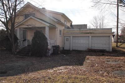 Parma Single Family Home Active Under Contract: 7619 Bertha Avenue