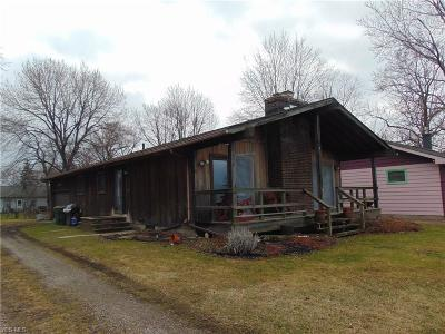 Mentor, Mentor-on-the-lake Single Family Home For Sale: 9090 Headlands Road