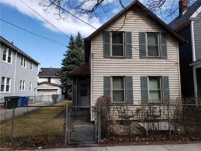 Cleveland Single Family Home For Sale: 2409 Tremont Ave