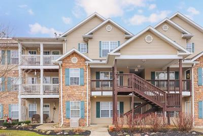 Strongsville Condo/Townhouse For Sale: 14924 Lenox Dr #524