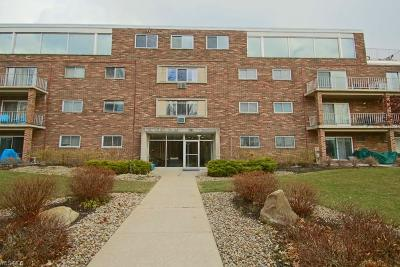 Condo/Townhouse For Sale: 6000 Nob Hill Dr #F217