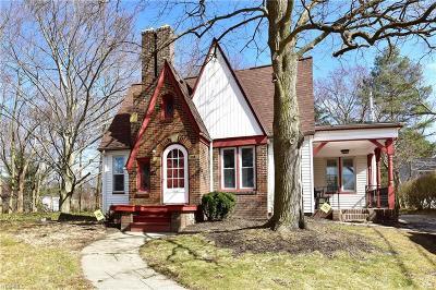 Single Family Home For Sale: 1639 Rushton Rd