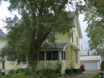 Lorain Single Family Home For Sale: 1117 West 11th St