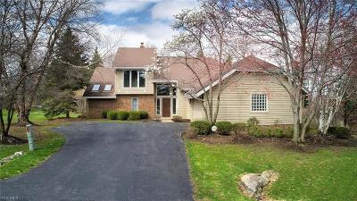 Solon Single Family Home Contingent: 33980 Redbridge Ln