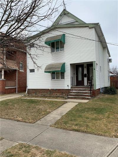 Cleveland OH Multi Family Home For Sale: $25,000