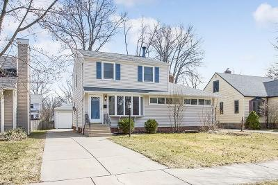Single Family Home For Sale: 509 Kenilworth Rd