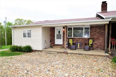 Single Family Home For Sale: 49040 Carmel Achor Rd