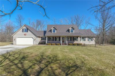 Huron County Single Family Home For Sale: 1830 Chenango Rd