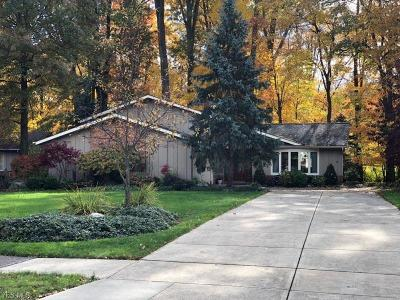 North Olmsted Single Family Home For Sale: 27419 Linwood Cir