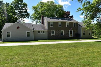 Chardon Single Family Home For Sale: 9034 Mentor Road