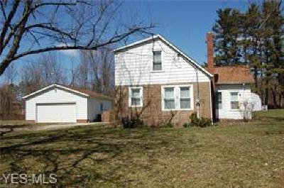 Macedonia Single Family Home For Sale: 1047 Highland Rd East
