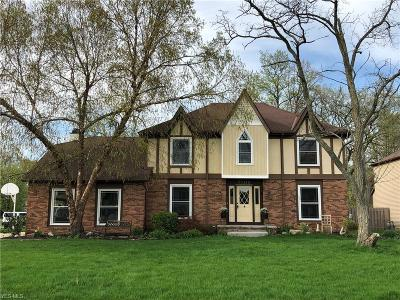 Strongsville OH Single Family Home For Sale: $299,999