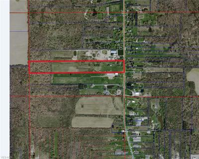 Medina County Residential Lots & Land For Sale: 4782 Ridge Rd