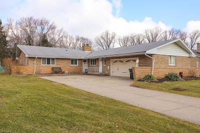 Independence Single Family Home For Sale: 8385 Dalebrook Rd