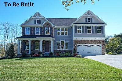 Avon Single Family Home For Sale: 2613 Covington Pl
