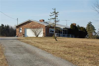 Ashland County Single Family Home Contingent: 565 Township Road 462