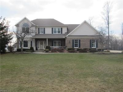 Single Family Home For Sale: 8496 Oaktree Dr