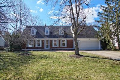 Beachwood, Chagrin Falls, Lyndhurst, Seven Hills, Solon, Aurora, Hudson, Kent, Reminderville, Sagamore Hills, Twinsburg Single Family Home For Sale: 34056 South Side Park Dr