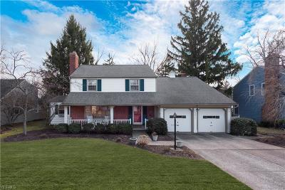 Bay Village Single Family Home For Sale: 30017 Ednil Dr